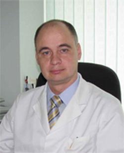 Руководитель отделения андрологии и урологии - доктор медицинских наук, профессор Курбатов Дмитрий Геннадьевич