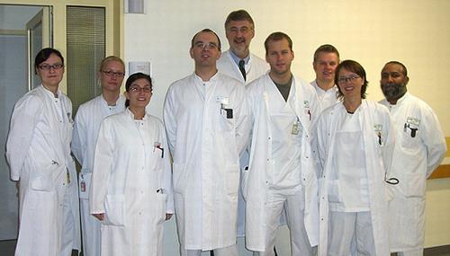 Центр уроандрологии Niederberg - коллектив центра